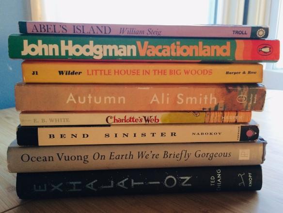 2019 books